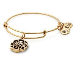 Alex & Ani Path of Life Gold Bracelet